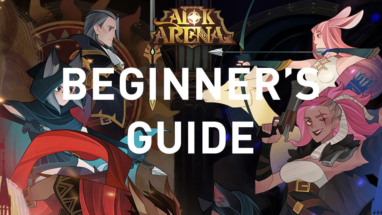 afk arena beginner guide
