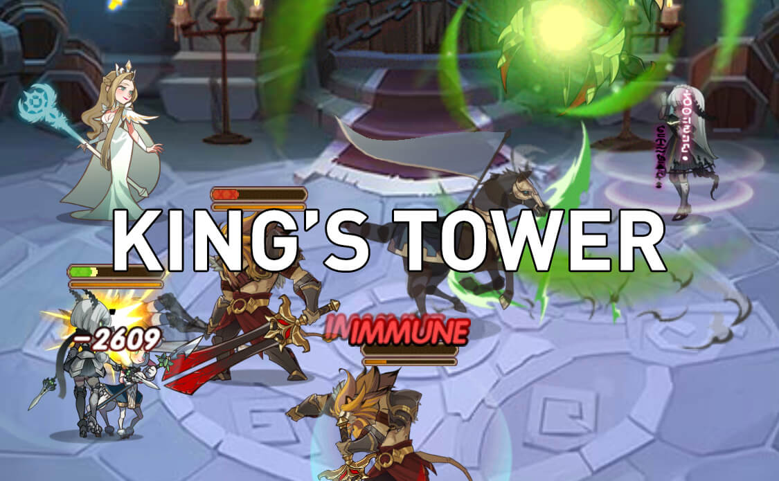 King's Tower AFK Arena
