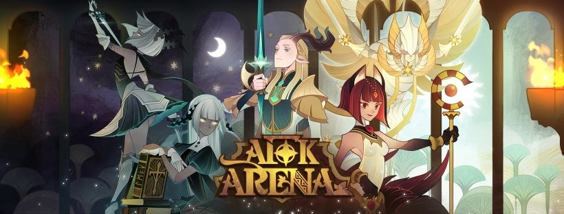 play afk arena on pc and mac