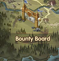 bounty board building