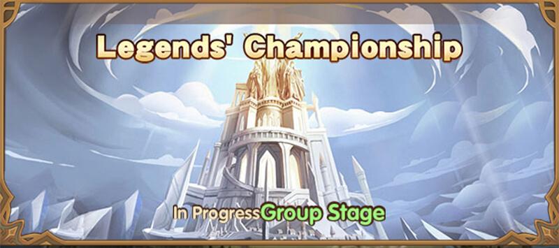 Legends' Championship