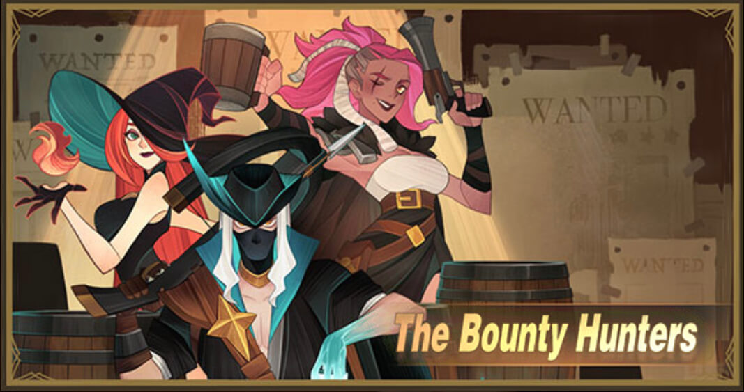 The Bounty Hunters Union