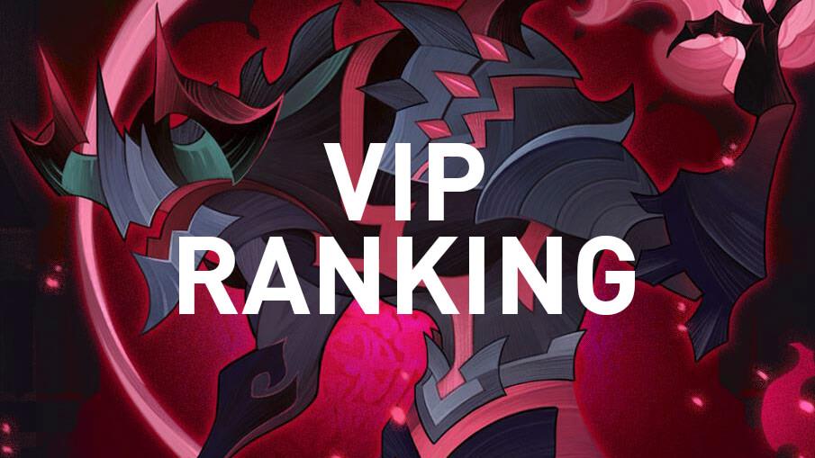 vip ranking afk arena