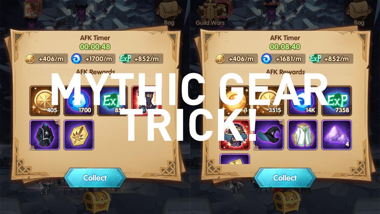mythic gear trick