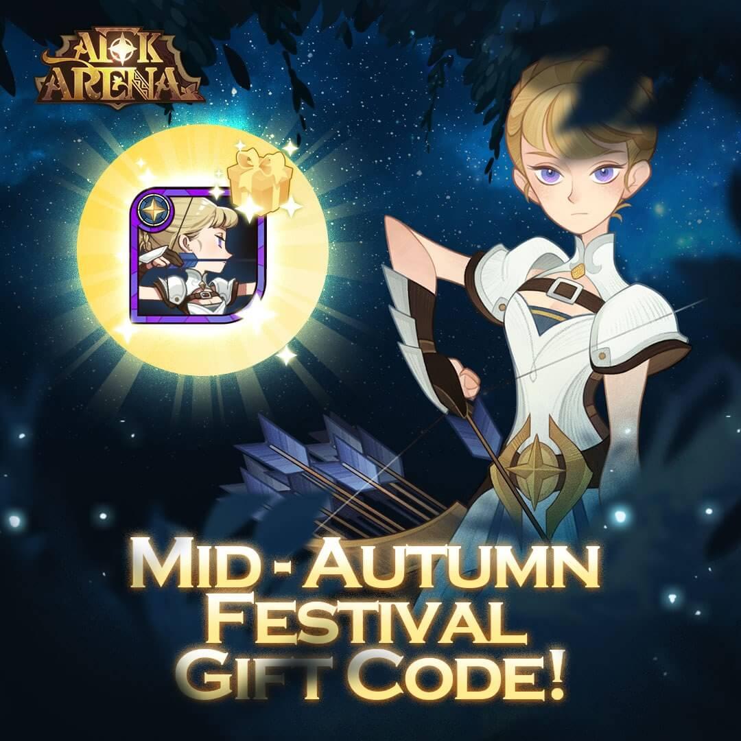 mid autumn afk arena redemption code