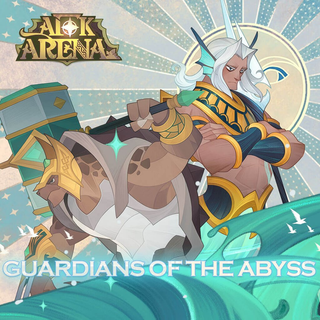 New hero union: Guardians of the Abyss