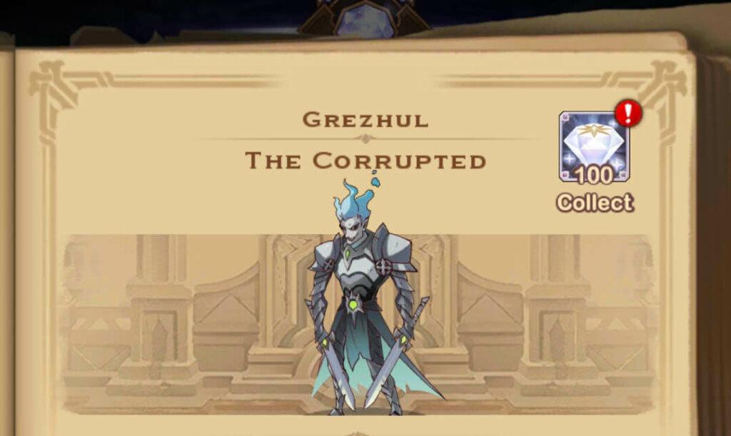 new hero bonus gem afk arena