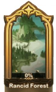 rancid forest banner