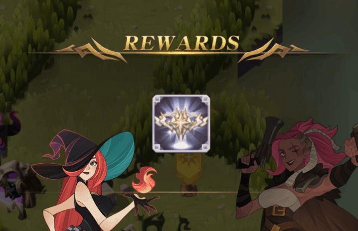 secret of the forest reward