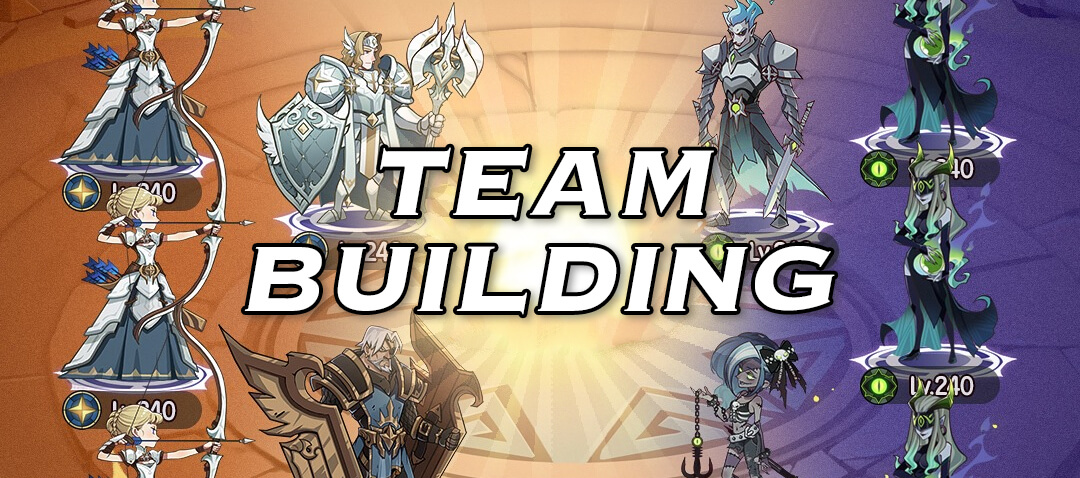 afk arena guide to team building