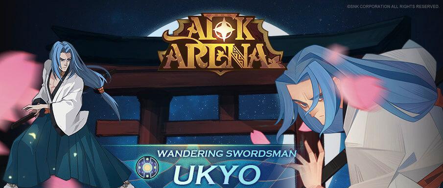 AFK Arena Ukyo - Wandering Swordsman